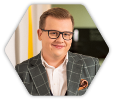 Maciej Mazurek - Chief Recruitment Officer